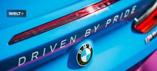 "Fragwürdige Doppelmoral: Daimler und BMW tappen in ""Pinkwashing""-Falle"