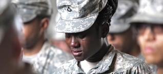 Armee: Verformt die Armee den Charakter?