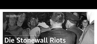 Die Stonewall Riots: Wie die Pride entstanden ist