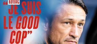 """Niko Kovac : """"Je suis le good cop"""" (So Foot)"""