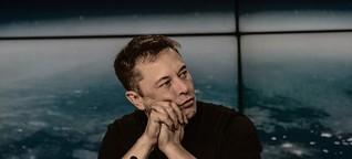 Elon Musk wird 50