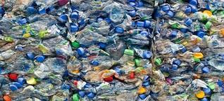 Das sind die großen Plastikmüllverursacher