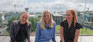 "Venture-Capital-Firma Crowberry Capital: ""Oh, die Frauen aus Island"""