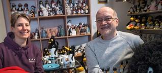 Pinguin-Rekordsammler in Cuxhaven geben auf: 26.114 Pinguine, in gute Hände abzugeben