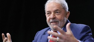 Brasilien: Alle Urteile gegen den früheren Präsidenten Lula da Silva annulliert