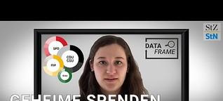 Parteispenden: Geheime Spenden an die Politik | Bundestagswahl 2021