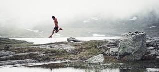 Kilian Jornet: Durch die Berge schweben