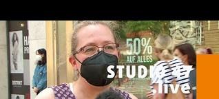 STUDIO 47 .live | UMFRAGE ZUR AUFHEBUNG DER IMPFPRIORISIERUNG AB ANFANG JUNI