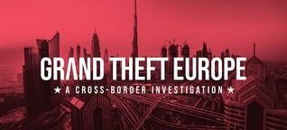 Grand Theft Europe - Eine Europäische Recherche