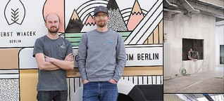 Fuerst Wiacek und die neue Brauerei