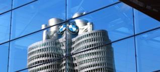 Konzerne wie BMW haben staatliche Hilfen nicht verdient