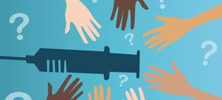 Fragen und Antworten zur zweiten Impfung