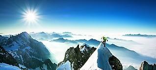 Barfuß Klettern: Unten ohne