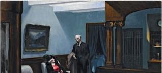 Edward Hopper: Menschen im Hotel