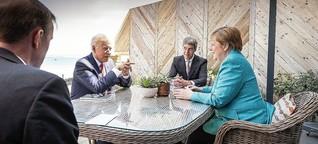 Deutschland und die USA streiten über Gaspipeline: Warum Angela Merkel an Nord Stream 2 festhält