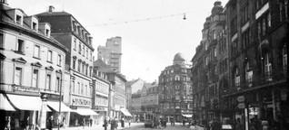Stuttgart 1942: Ist deine Straße auch dabei?