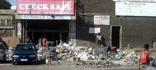 Unruhen in Südafrika - Die Ursachen für Chaos und Gewalt