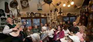 Hier treffen sich die Münchner zum Singen