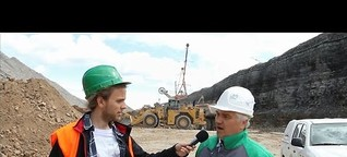 """Energieversorgung in Estland: Teil 3 """"Ölschieferabbau"""" - Tobias Mayr"""