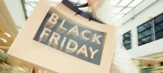 Schnäppchen am Black Friday – wirklich eine gute Idee?