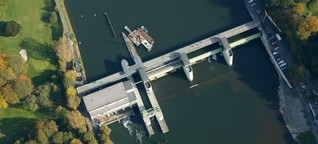 Giving Fish A Helping Hand On Germany's Aquatic Superhighway