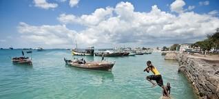 Sol, playa y heroína: el problema de las drogas en Zanzíbar