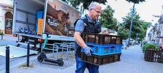 Essen statt wegwerfen: Dieser Bremer Bäcker verkauft Backwaren von gestern