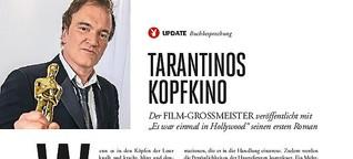Feature über Quentin Tarantino