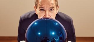Es zieht im Kopf: Jeff Koons in Oxford