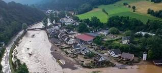 Folgen des Hochwassers: Beiträge für Versicherungen gegen Elementarschäden könnten steigen