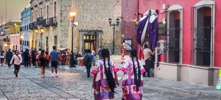 Discovering Mexico during covid: Oaxaca