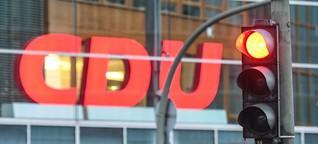 Prüfverfahren gegen CDU-App