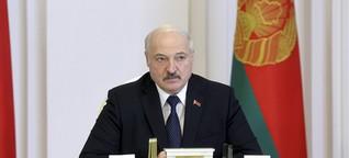 Lukaschenkos Angriff auf Medien und Kultur I