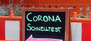 Corona-Tests: Das schleichende Ende der Testzentren