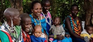 Tansania: Die Rebellion der Kinderbräute