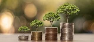 """Die """"Bio-Schiene"""" der Finanzwelt"""
