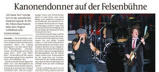 """""""We Salute You"""" verneigt sich auf der Luisenburg vor Rock-Helden von """"AC/DC"""""""
