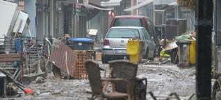 Unwetter richtet im Kreis Ahrweiler Zerstörung unglaublichen Ausmaßes an