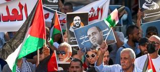 Erlebt das Westjordanland einen zweiten Arabischen Frühling?
