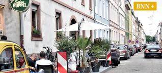 Restaurants nutzen Parkplätze wegen Corona als Terrassen - doch wie lange noch?