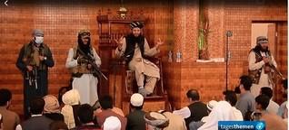 16.08.21: Taliban übernehmen Kabul