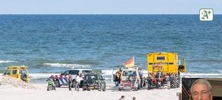 Leiche von Millionär Kai Wünsche an Nordsee-Strand gespült