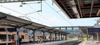 Die Halbinsel der Glückseeligen: Streik bei der Deutschen Bahn und in Konstanz merkt's kaum einer