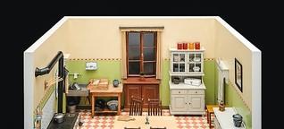 Die Küche im Wandel
