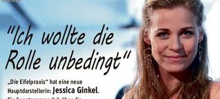 """Jessica Ginkel neuer Star der """"Eifelpraxis"""", Schock über die Flutkatastrophe"""