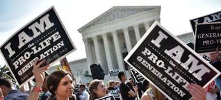 Texas verschärft Abtreibungsrecht - Verheerende Folgen in Corona-Pandemie