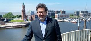 Bei uns ist jeder Gast ein König: Interview mit Walter Brandner, THE LIBERTY Bremerhaven | VDRJ