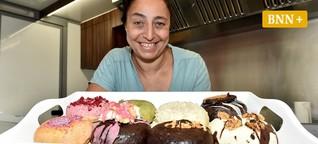 Vegane Leckereien: Samy Ebel wurde von der Krebspatientin zur Unternehmerin
