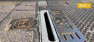 Gefährliche Schlitze im Karlsruher Straßenboden? VBK reagieren auf Kritik