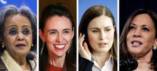 Feminismus: Endlich in der ersten Reihe - Politikerinnen auf dem Weg an die Spitze